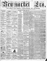 Newmarket Era (Newmarket, ON), June 3, 1864