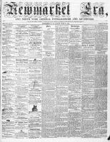 Newmarket Era (Newmarket, ON), June 10, 1864