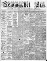 Newmarket Era (Newmarket, ON1861), July 1, 1864