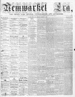 Newmarket Era (Newmarket, ON1861), August 5, 1864