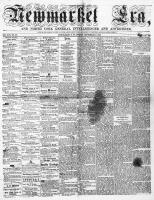 Newmarket Era (Newmarket, ON1861), September 2, 1864