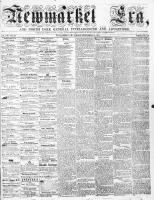 Newmarket Era (Newmarket, ON1861), September 16, 1864