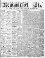 Newmarket Era (Newmarket, ON1861), September 23, 1864