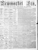 Newmarket Era (Newmarket, ON1861), September 30, 1864