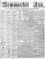 Newmarket Era (Newmarket, ON1861), October 7, 1864