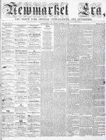 Newmarket Era (Newmarket, ON1861), October 14, 1864