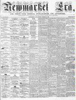 Newmarket Era (Newmarket, ON1861), October 28, 1864