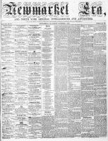 Newmarket Era (Newmarket, ON1861), November 4, 1864