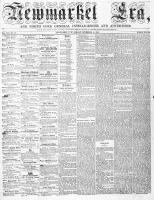 Newmarket Era (Newmarket, ON1861), November 11, 1864