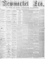 Newmarket Era (Newmarket, ON1861), November 18, 1864