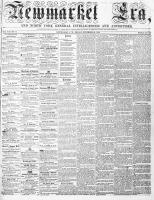 Newmarket Era (Newmarket, ON1861), November 25, 1864