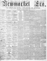 Newmarket Era (Newmarket, ON1861), December 2, 1864
