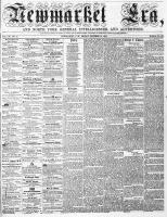 Newmarket Era (Newmarket, ON1861), December 16, 1864