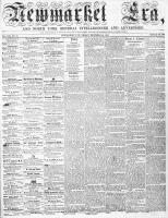 Newmarket Era (Newmarket, ON1861), December 23, 1864