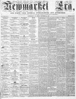 Newmarket Era (Newmarket, ON1861), December 30, 1864