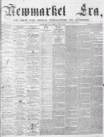 Newmarket Era (Newmarket, ON), June 9, 1865