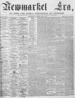 Newmarket Era (Newmarket, ON), June 16, 1865