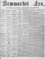 Newmarket Era (Newmarket, ON), June 23, 1865