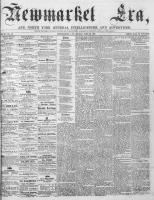 Newmarket Era (Newmarket, ON1861), June 22, 1866
