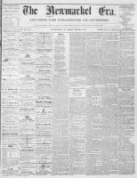 Newmarket Era (Newmarket, ON), March 29, 1867