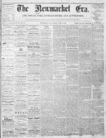 Newmarket Era (Newmarket, ON1861), June 14, 1867
