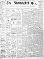 Newmarket Era (Newmarket, ON1861), June 21, 1867