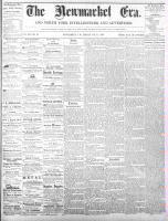 Newmarket Era (Newmarket, ON1861), July 5, 1867