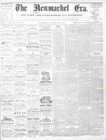 Newmarket Era (Newmarket, ON1861), July 19, 1867