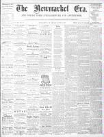 Newmarket Era (Newmarket, ON1861), August 2, 1867