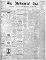 Newmarket Era (Newmarket, ON1861), April 17, 1868