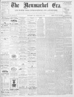 Newmarket Era (Newmarket, ON1861), May 1, 1868