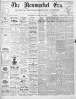 Newmarket Era (Newmarket, ON1861), June 12, 1868