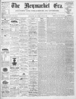 Newmarket Era (Newmarket, ON1861), June 26, 1868