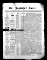 Newmarket Courier (Newmarket, ON), May 28, 1868