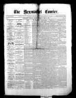 Newmarket Courier (Newmarket, ON), June 11, 1868