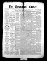 Newmarket Courier (Newmarket, ON), July 23, 1868