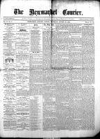 Newmarket Courier (Newmarket, ON), August 20, 1868
