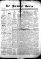 Newmarket Courier (Newmarket, ON), August 27, 1868