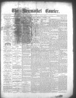 Newmarket Courier (Newmarket, ON), October 1, 1868