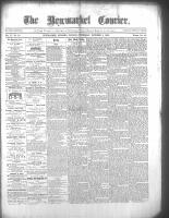 Newmarket Courier (Newmarket, ON), October 8, 1868
