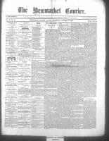 Newmarket Courier (Newmarket, ON), October 22, 1868