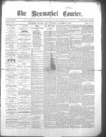 Newmarket Courier (Newmarket, ON), November 12, 1868