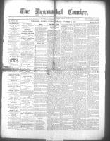 Newmarket Courier (Newmarket, ON), November 19, 1868