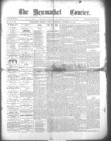 Newmarket Courier (Newmarket, ON), November 26, 1868