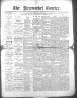 Newmarket Courier (Newmarket, ON), December 10, 1868
