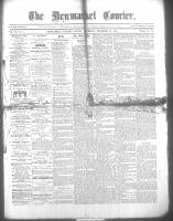 Newmarket Courier (Newmarket, ON), December 24, 1868