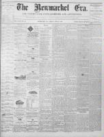 Newmarket Era (Newmarket, ON1861), June 18, 1869
