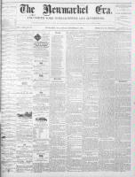 Newmarket Era (Newmarket, ON1861), September 17, 1869