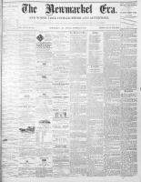 Newmarket Era (Newmarket, ON1861), October 29, 1869