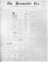 Newmarket Era (Newmarket, ON1861), December 17, 1869